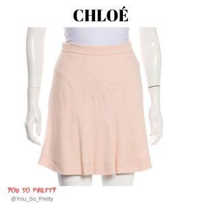 CHLOÉ Mini A-Line Skirt